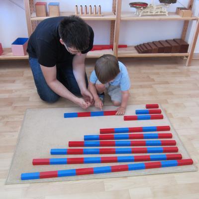 4 Monate Intensivkurs Montessori-Diplomausbildung